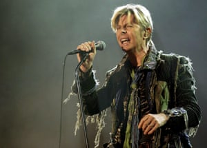 David Bowie, who was among the nominees in the first ever BBC Music Awards, up against Ed Sheeran, Elbow, Jungle, Royal Blood and Sam Smith for the accolade of British Artist of the Year.
