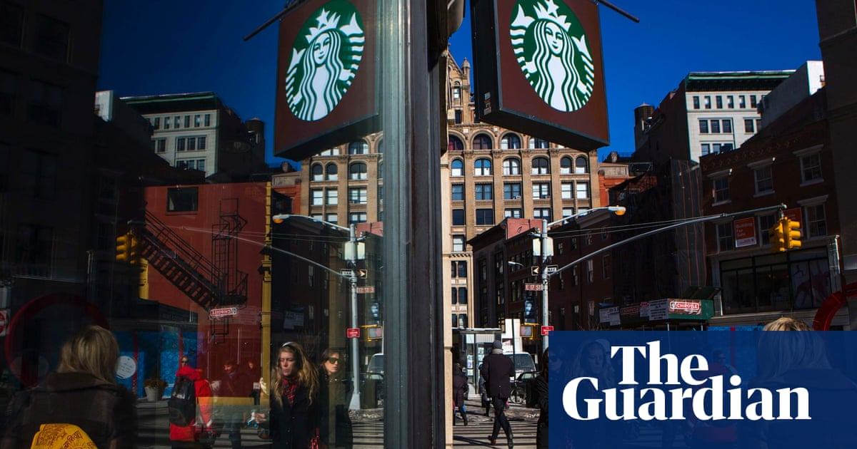 Starbucks faces growing rivals as coffee wars reach boiling