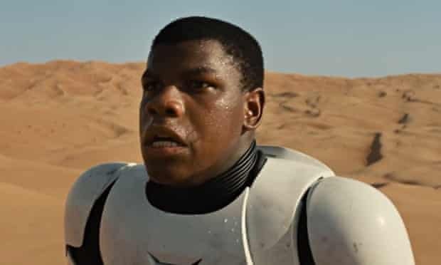 Star Wars: The Force Awakens finn stormtrooper john boyega