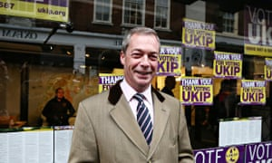 UKIP Win The Rochester and Strood Parliamentary By-Election