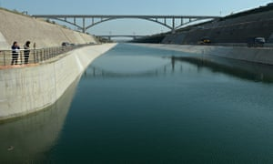 China south-north water project