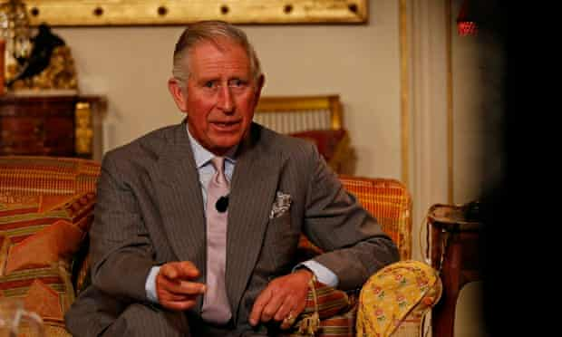 Prince Charles Takes Part In His First Google+ Hangout