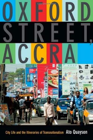 Oxford Street Accra.