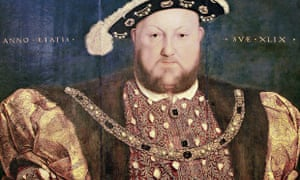 Henry VIII by Hans Holbein