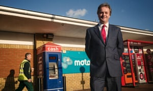 sales manager Ed Smith at Reading services.