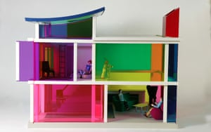 Laurie Simmons' Kaleidoscope House, 2001