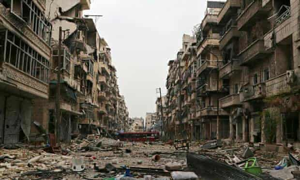Aleppo: a freeze would ease delivery of humanitarian assistance to the shattered city