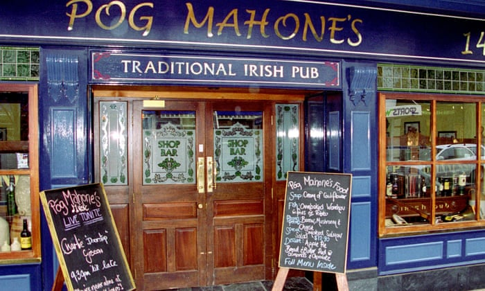 The Most Far Flung Irish Pubs In The World Travel The
