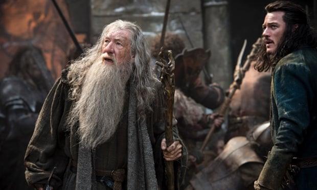 A spin doctor called Gandalf...manipulator of modern myth.