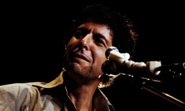 Leonard Cohen … down on doctors.