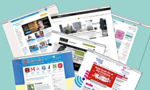 Health websites