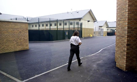 Yarls Wood Asylum Seekers centre