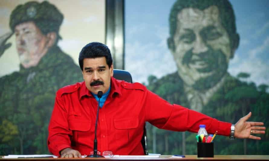 Venezuelan President Nicolas Maduro calls the measure 'crazy'.