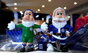 Maybe Santa picked up any of these figurines from the club shop