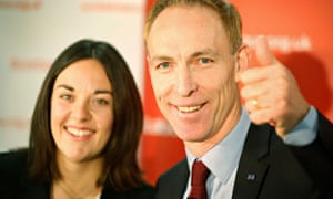 Jim Murphy Scottish Labour Party leader