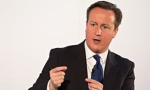 David Cameron has been accused of going back on a promise to end 'big donor culture' in politics