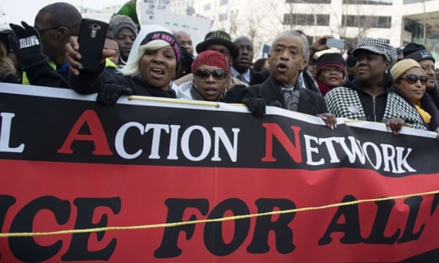 Sharpton, Justice for All