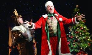 Horrible Christmas at Birmingham's Old Rep