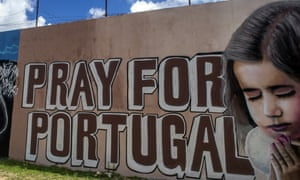 Graffiti artists in Lisbon show their discontent with economic policy.