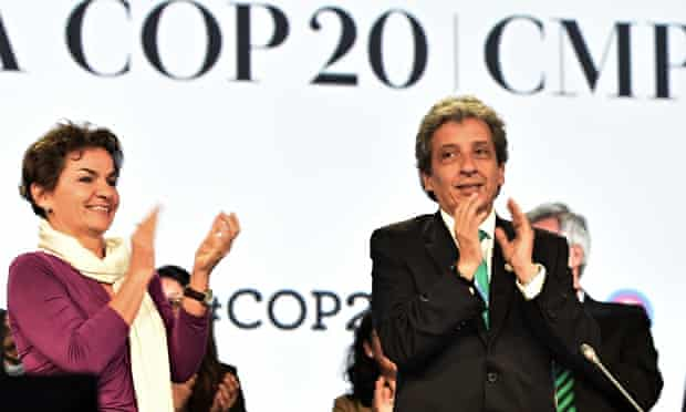 Lima climate change talks