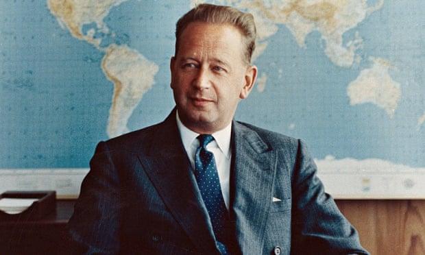 Mort d'un Secrétaire général de l'ONU (1)