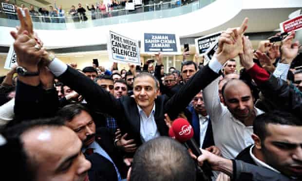 Ekrem Dumanli arrest