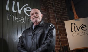 Jim Beirne of Live Theatre
