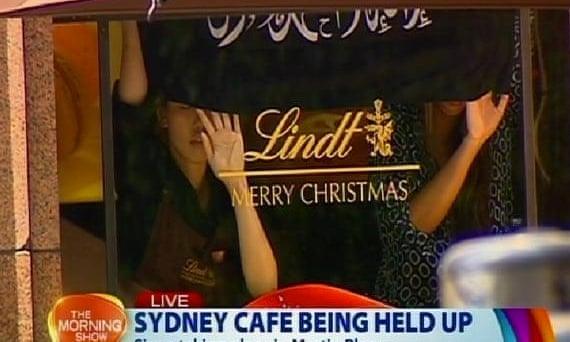 Sydney cafe siege