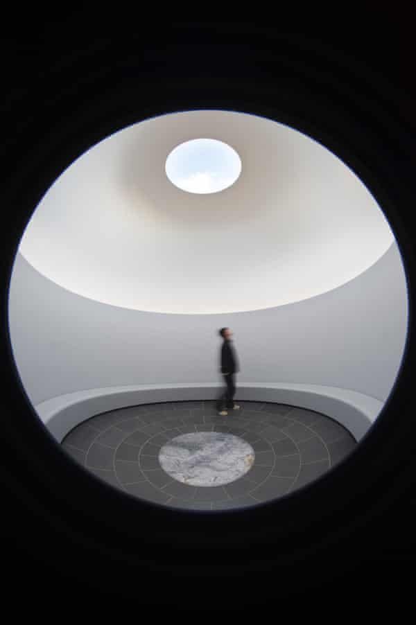 James Turrell's Within without