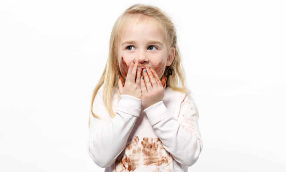 Young children start to learn to lie as they mature cognitively and socially