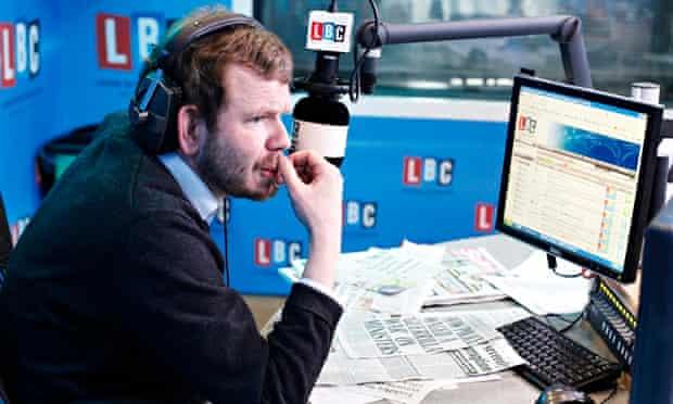 LBC's James O'Brien