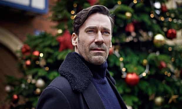 Unforeseen twists … John Hamm as Matt Trent in Black Mirror: White Christmas. Photograph: Hal Shinni