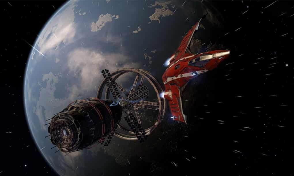 Elite: Dangerous – why the classic space game still has fans enraptured