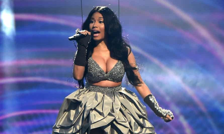 Nicki Minaj brazenly taking aim at her critics