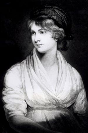 Mary Wollstonecraft Godwin