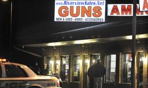 riverview newtown gun store