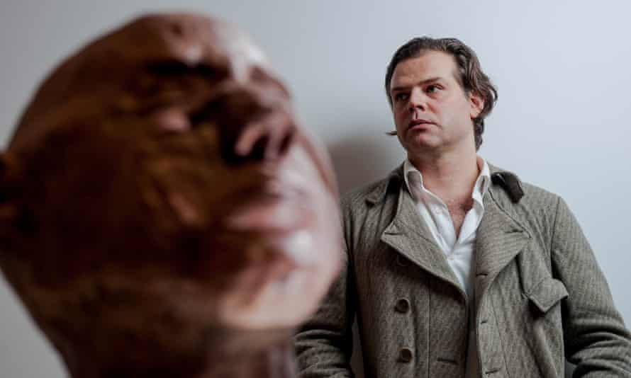 Arch provocateur … Dutch artist Renzo Martens
