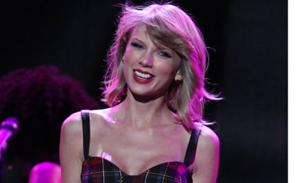 Taylor Swift will feature at the Brits next year.
