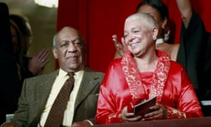Camille Cosby and Bill Cosby
