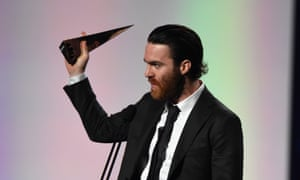 Chet Faker at the Arias