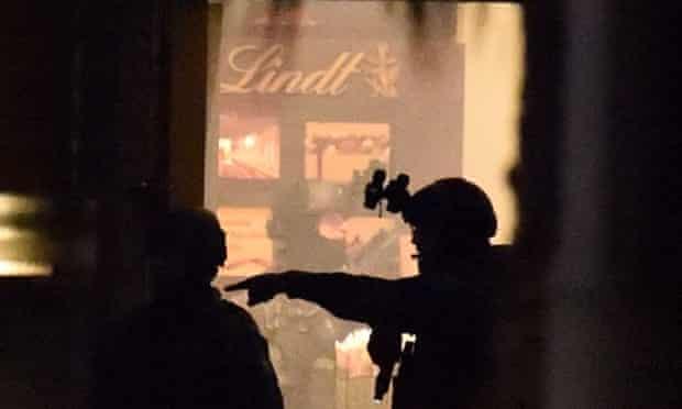 Sydney siege  - police
