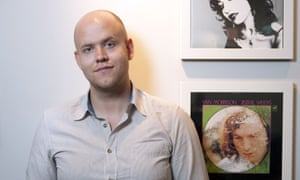 Daniel Ek of Spotify: 'We need to do a better job explaining to artists how streaming benefits them'