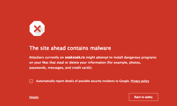 The SoakSoak malware is thought to have infected more than 100,000 WordPress sites.