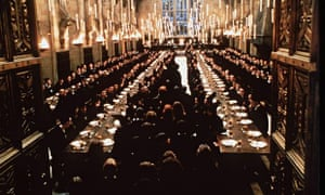 Feast at Hogwarts