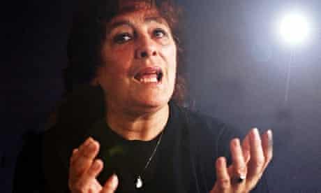 Sheila Stewart sang for Pope John Paul II when he visited Glasgow in 1982