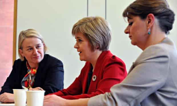 Green, SNP and Plaid leaders