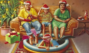 Christmas – time to disappear into your own little bubble