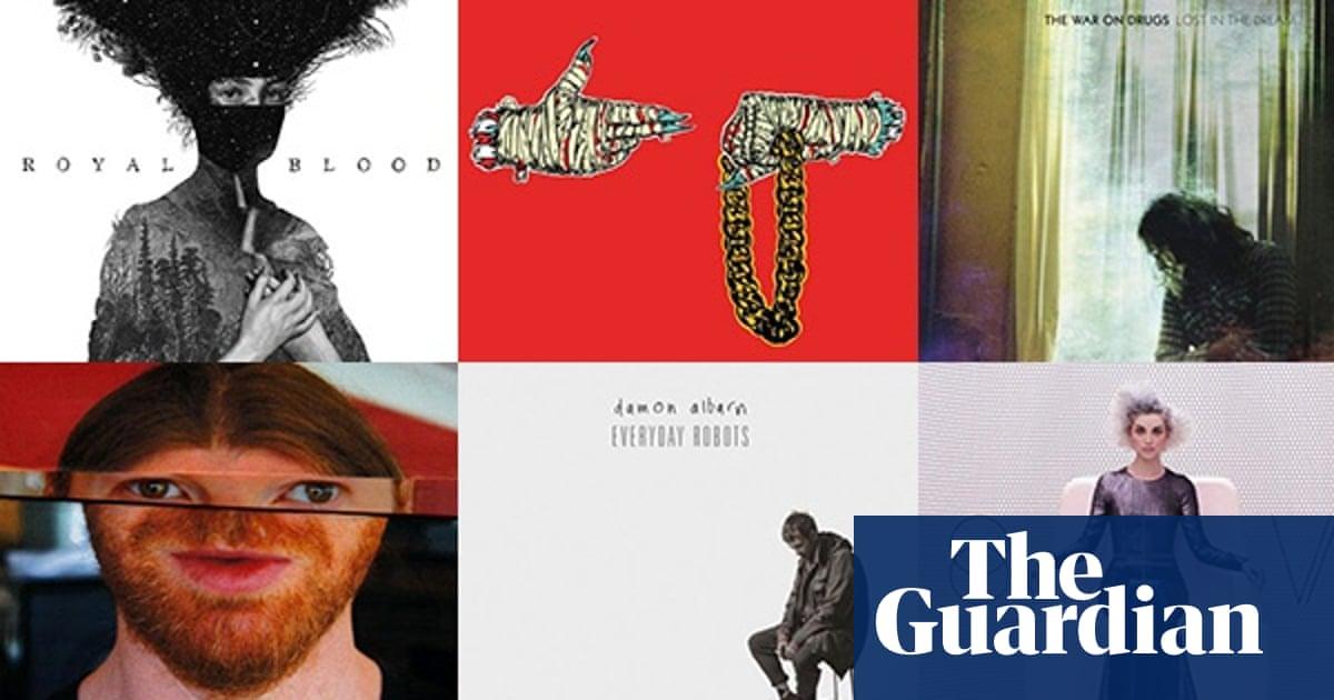 The best albums of 2014 – readers' picks