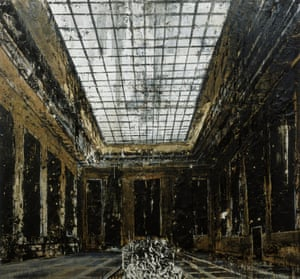Anselm Kiefer's Interior (1981).
