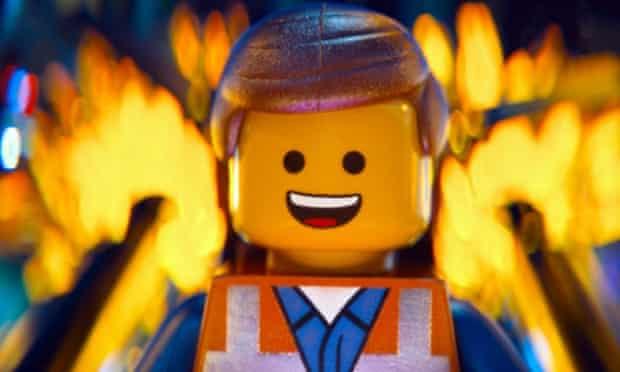 Emmet in The Lego Movie